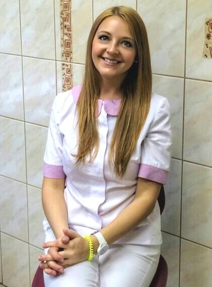 Блинова Елизавета Геннадьевна