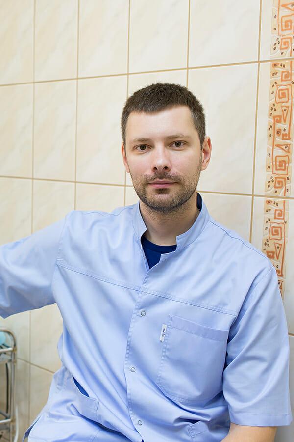 Рудов Антон Андреевич