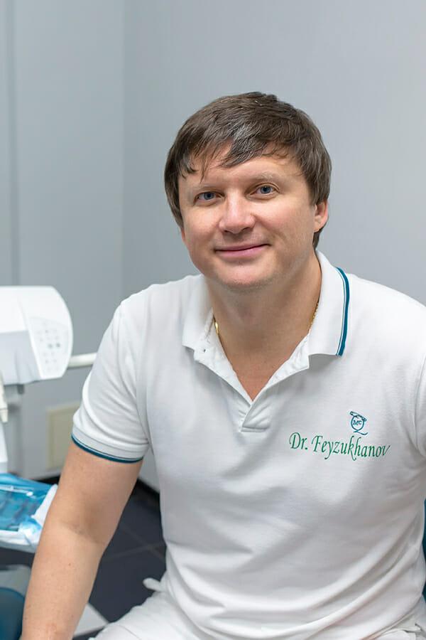 Фейзуханов Рушан Динарович