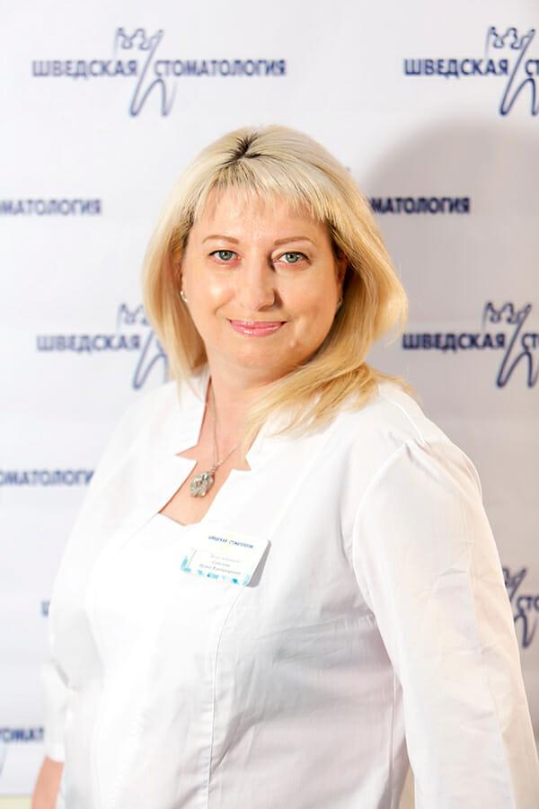 Соболева Ирина Владимировна