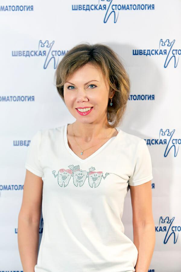 Калинина Светлана Борисовна